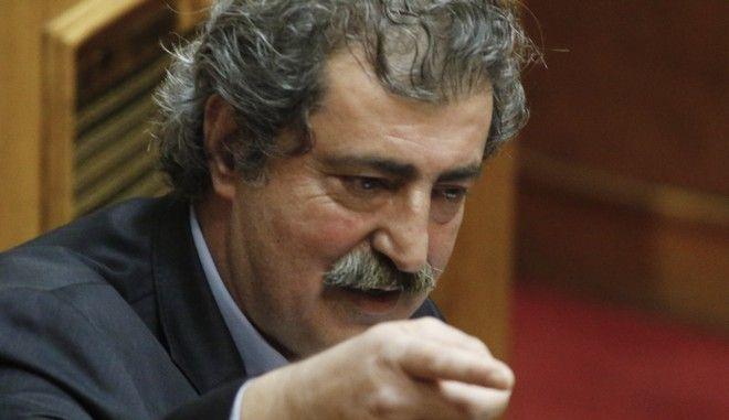Παύλος Πολάκης (EUROKINISSI/ΚΟΝΤΑΡΙΝΗΣ ΓΙΩΡΓΟΣ)