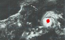 Επί ποδός στη Χαβάη για τον ισχυρό τυφώνα Lane