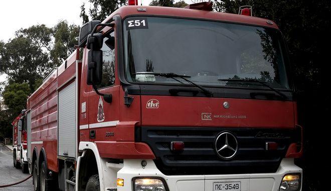 Πυροσβεστικά οχήματα (EUROKINISSI/ΣΤΕΛΙΟΣ ΜΙΣΙΝΑΣ)