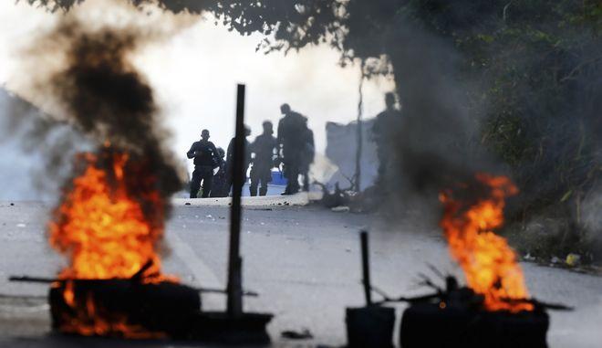Ταραχές στη Βενεζουέλα