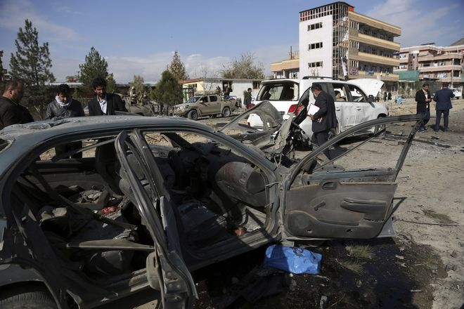 Έκρηξη οχήματος στην Καμπούλ με νεκρούς