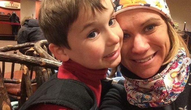 Η κατάρα των Κένεντι: Νεκρή η Μέιβ και ο γιος της