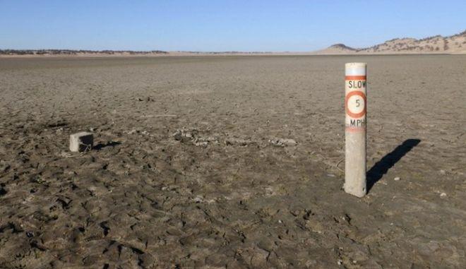 Σε κατάσταση έκτακτης ανάγκης η Καλιφόρνια λόγω ξηρασίας