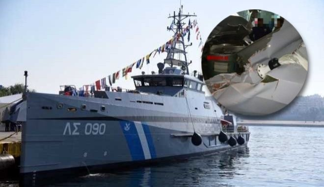 Ίμια: Ήθελαν να βυθίσουν το σκάφος του Λιμενικού οι Τούρκοι