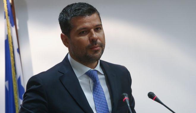 Ο νέος πρόεδρος και διευθύνων σύμβουλος της ΔΕΗ Γιώργος Στάσσης