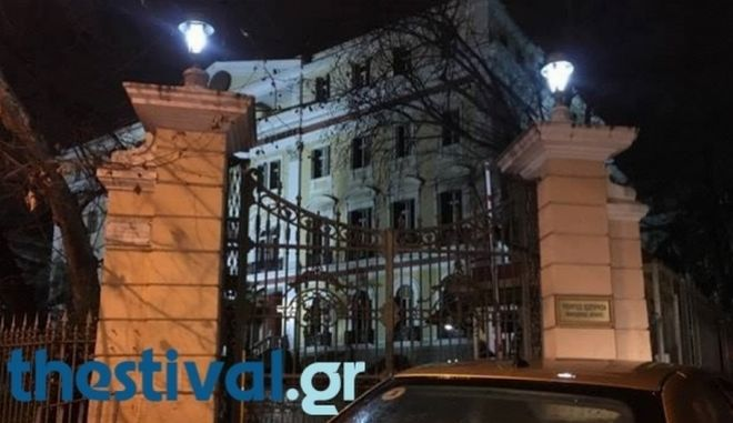 Θεσσαλονίκη: Φάρσα τα τηλεφωνήματα για τοποθέτηση βόμβας στο ΥΜΑΘ