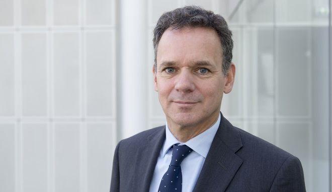 Ο Ολλανδός πρέσβης στην Ελλάδα, Caspar Veldkamp
