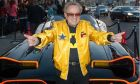 Ο Έλληνας δημιουργός του batmobil που έγραψε ιστορία στις ΗΠΑ