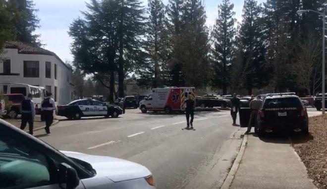 Υπόθεση ομηρίας στην Καλιφόρνια: Ένοπλος εισέβαλε σε κέντρο βετεράνων
