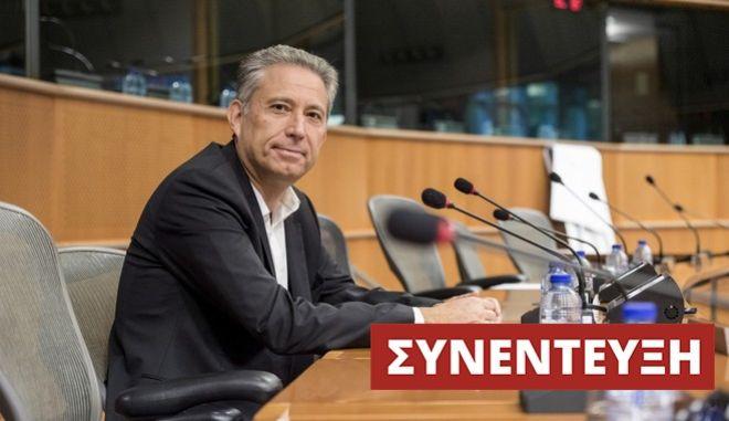 Χρυσόγονος: Δεν χρειάζεται να αλλάξει η Σένγκεν για να έχουμε πρόβλημα. Αρκεί να κλείσουν οι Σκοπιανοί τα σύνορα