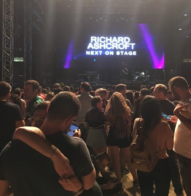 Release Athens Festival: Η δυναμική αρχή με Richard Ashcroft και Rag 'N' Bone
