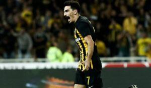 Ισόπαλη 2-2 η ΑΕΚ - Παίζει την πρόκριση στη Βιέννη