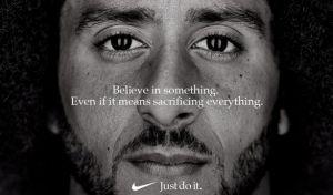 "Nike: Πώς η ""θυσία"" του Kaepernick εκτοξεύει τους δείκτες ενός κολοσσού"