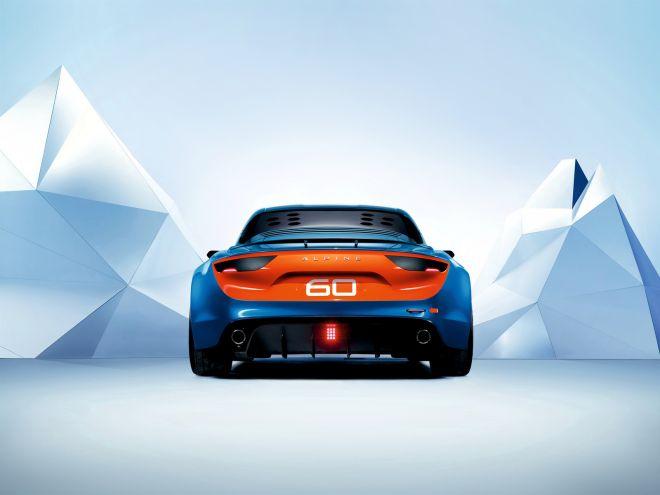 Στο Λε Μαν παρουσιάσθηκε το νέο concept της Alpine