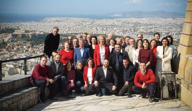 Δύναμη Ζωής: Αυτοί είναι οι υποψήφιοι περιφερειακοί σύμβουλοι