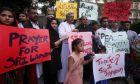 Θρήνος για τα θύματα στη Σρι Λάνκα