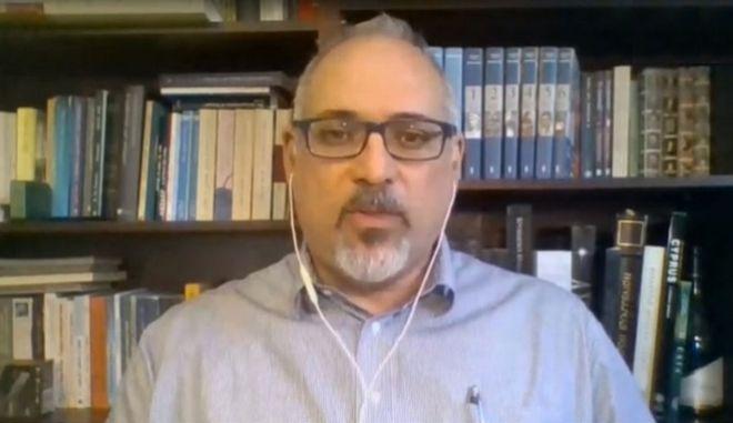 Θωμαΐδης: Την επόμενη βδομάδα θα δούμε αύξηση στα κρούσματα του κορονοϊού