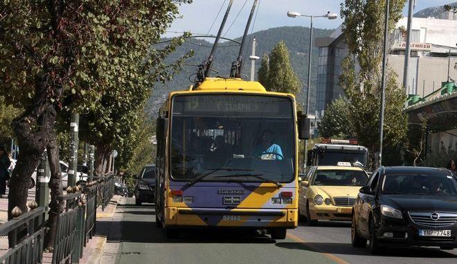 Τρόλεϊ στην Αθήνα