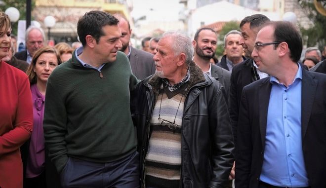 """Τσίπρας: """"Έχουμε ανίκανη και κυνική κυβέρνηση"""""""