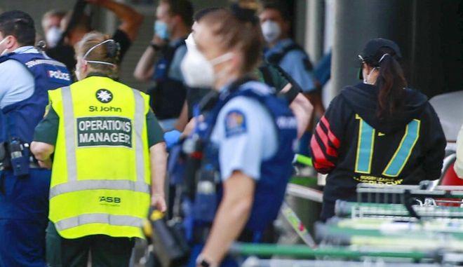Νέα Ζηλανδία: Τρομοκρατική επίθεση σε σούπερ μάρκετ με έξι τραυματίες - Γνωστός στις αρχές ο δράστης
