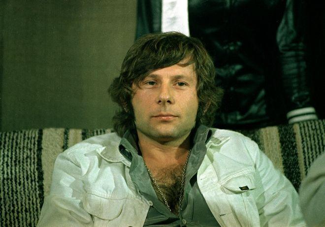 Ο σκηνοθέτης Roman Polanski