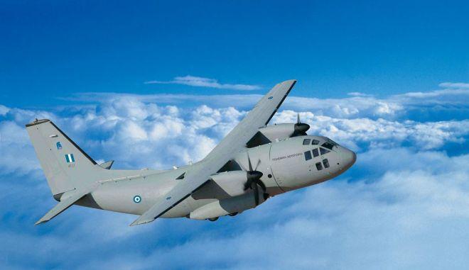 Πολεμική Αεροπορία: Αεροδιακομιδή ασθενών στο εξωτερικό