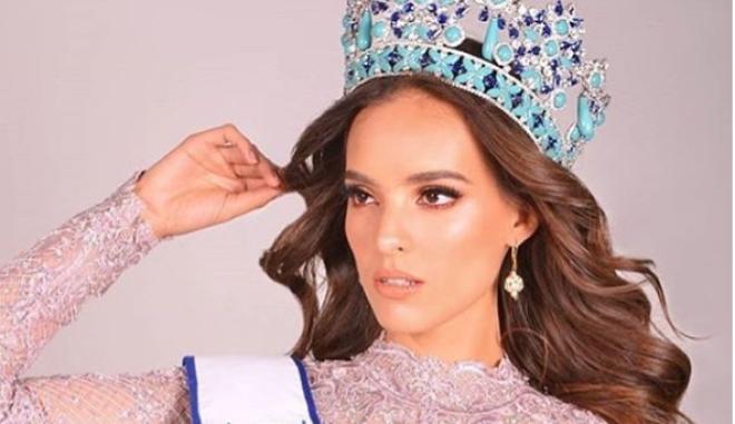 H μεξικανή Vanessa Ponce είναι η νέα Miss Κόσμος και το αξίζει