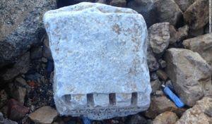 Ερείπια αρχαίας ρωμαϊκής πόλης ξεβράστηκαν στα παράλια της Τουρκίας