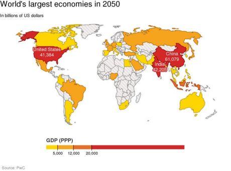 Χάρτες και διαγράμματα   Πώς θα είναι ο κόσμος το 2050  - Αφιερώματα ... d71fe42c6c1
