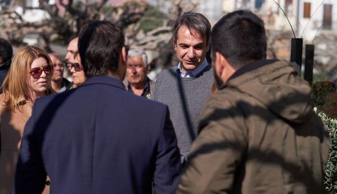 Μητσοτάκης: Εμφανής προσπάθεια χειραγώγησης της δικαιοσύνης από την κυβέρνηση