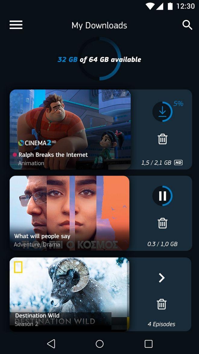 COSMOTE TV: Βλέπεις με WiFi,