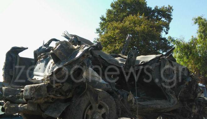 Bρέθηκαν το πτώμα αλλά και το αυτοκίνητο του 70χρονου, με το οποίο έφυγε από το σπίτι του στη Χώρα Σφακίων