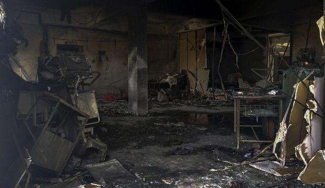 Ινδία: Φωτιά σε νοσοκομείο αναφοράς για Covid-19 - Νεκροί 16 ασθενείς και 2 νοσοκόμες