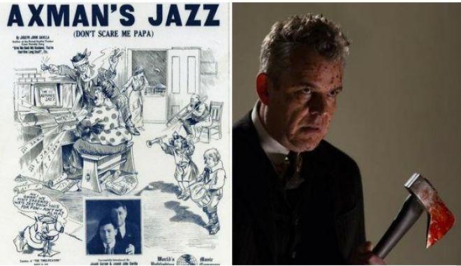 Μηχανή του Χρόνου: Ο δολοφόνος με το τσεκούρι - Έκανε μια πόλη να παίζει τζαζ για να μη σκοτώνει
