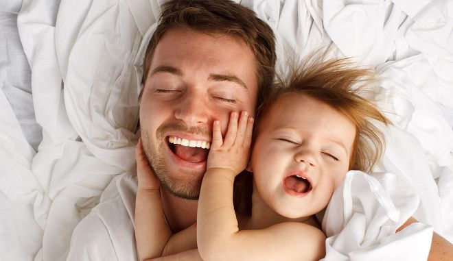 Σχέσεις πατέρα-παιδιού