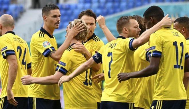 Euro 2020: Η Σουηδία νίκησε 3-2 την Πολωνία και τερμάτισε πρώτη στον όμιλο