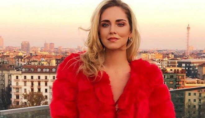 Chiara Ferragni: Η πιο διάσημη influencer φωτογράφισε τον σύζυγό της γυμνό