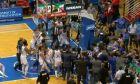 NCAA: Τρελή γενικευμένη σύρραξη, με τους παίκτες να φτάνουν στην εξέδρα