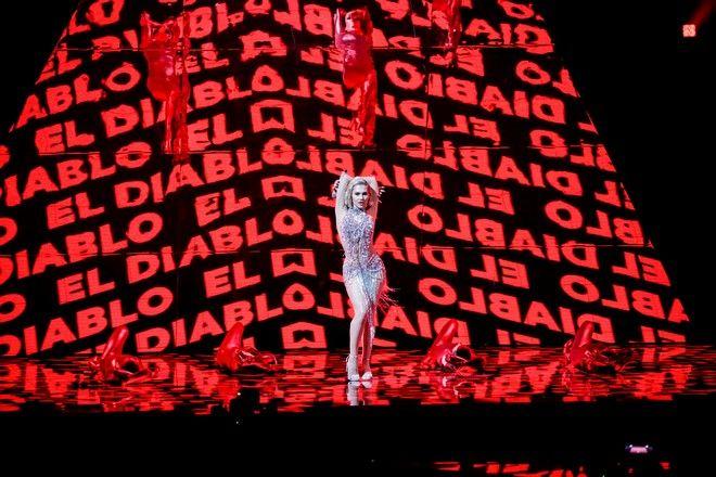 Η εμφάνιση της Κύπρου με την Έλενα Τσαγκρινού στον τελικό της Eurovision 2021