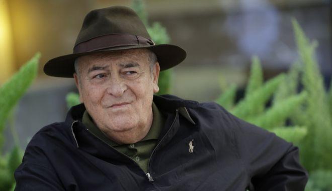 Ο Ιταλός σκηνοθέτης Bernardo Bertolucci