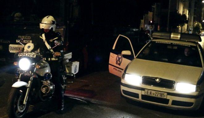 Αστυνομία - φωτογραφία αρχείου