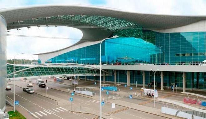 Το διεθνές αεροδρόμιο της Μόσχας