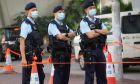 Αστυνομία στο Χονγκ Κονγκ (φωτογραφία αρχείου)