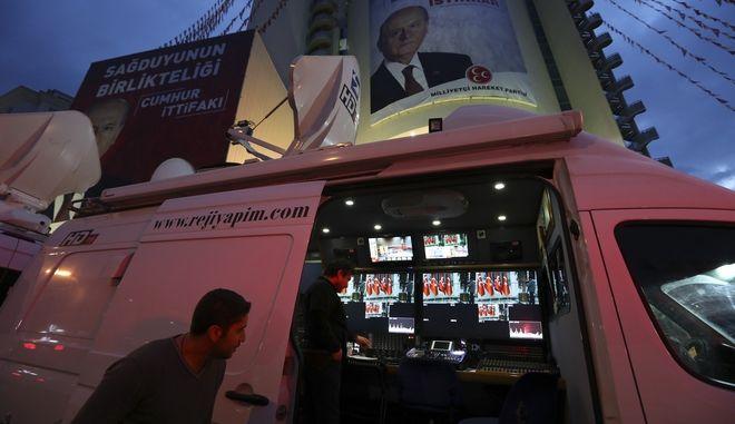Τουρκικές Δημοτικές Εκλογές