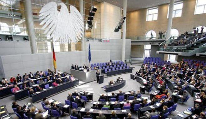 Στην γερμανική βουλή το τρίτο πακέτο στήριξης για την Ελλάδα