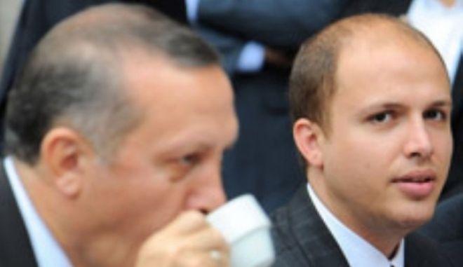 Ερντογάν: Δεν μπλέκεται ο γιος μου σε σκάνδαλο διαφθοράς