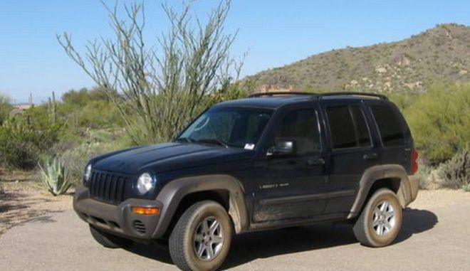 Ανάκληση αυτοκινήτων JEEP Cherokee