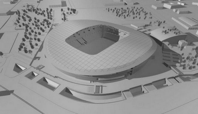 Το πλάνο για το γήπεδο του Παναθηναϊκού