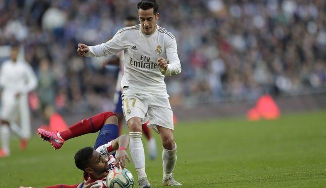 Η Ρεάλ νίκησε με 1-0 την Ατλέτικο, στο ντέρμπι της Μαδρίτης
