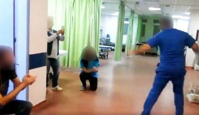 ΕΔΕ στο νοσοκομείο Μυτιλήνης για το 'γλέντι' της Πρωτοχρονιάς